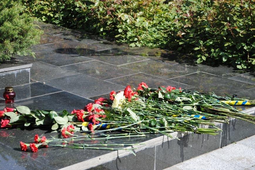 Кременчужане почтили память жертв сталинских репрессий (ФОТО), фото-6