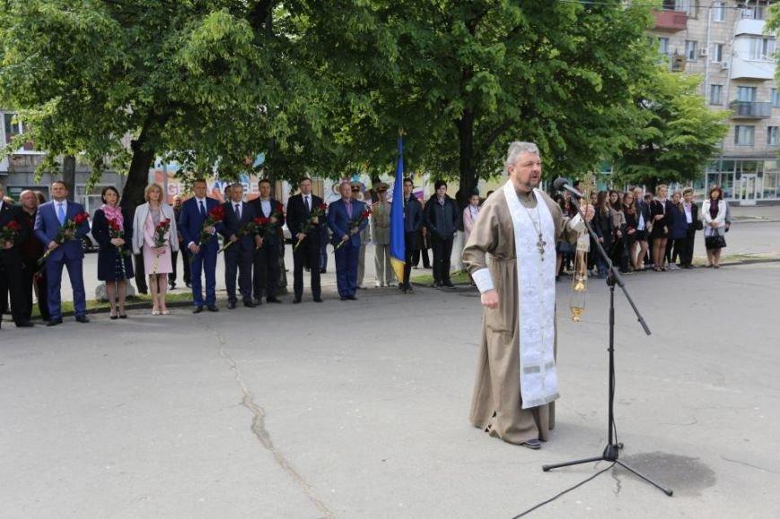 Кременчужане почтили память жертв сталинских репрессий (ФОТО), фото-2