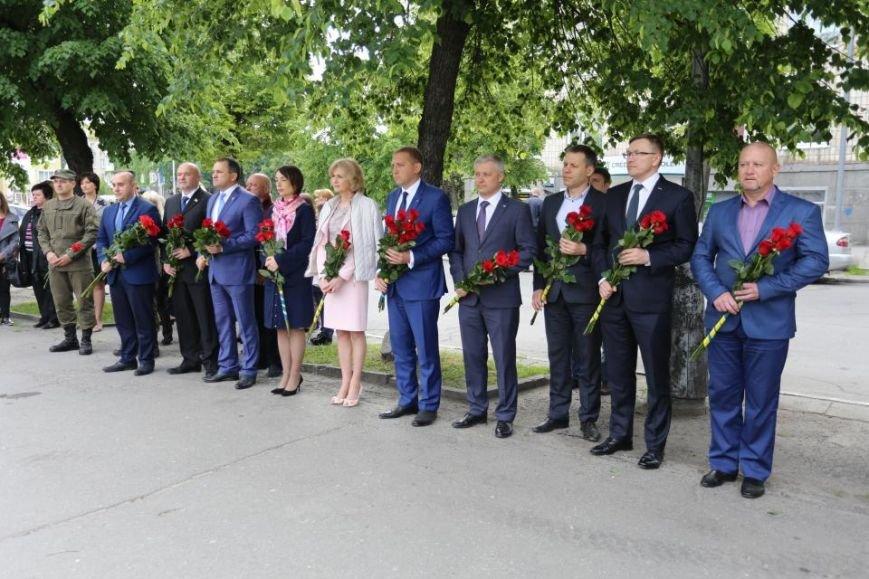 Кременчужане почтили память жертв сталинских репрессий (ФОТО), фото-1