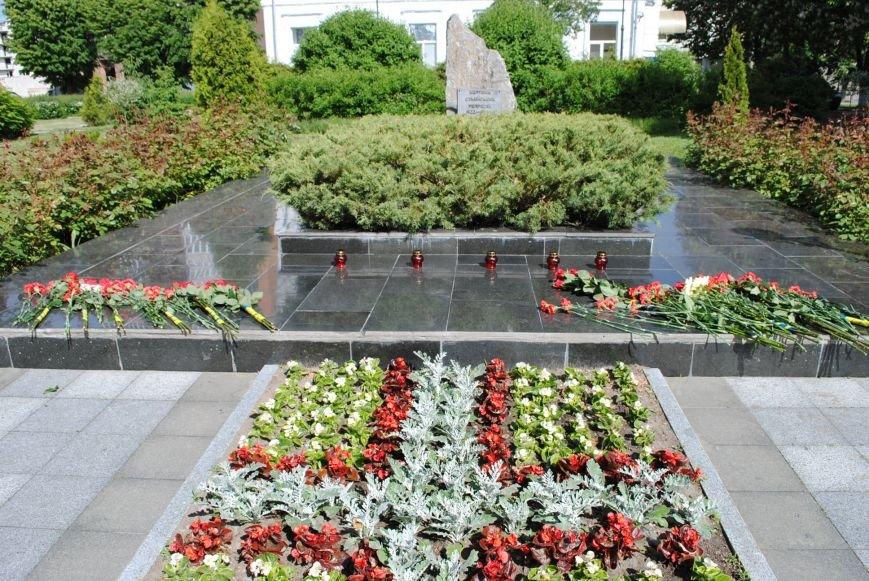 Кременчужане почтили память жертв сталинских репрессий (ФОТО), фото-5