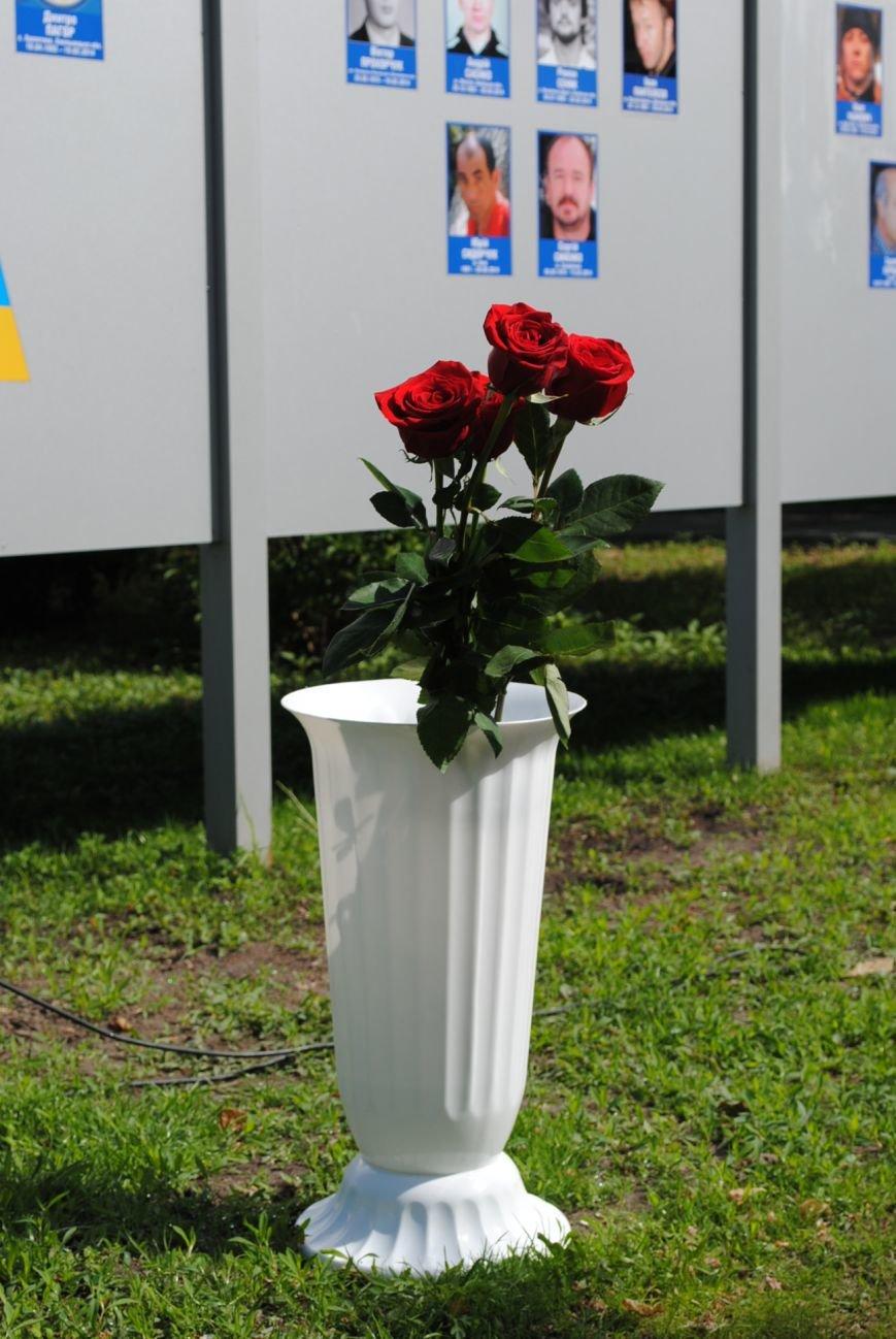 Кременчужане почтили память жертв сталинских репрессий (ФОТО), фото-4