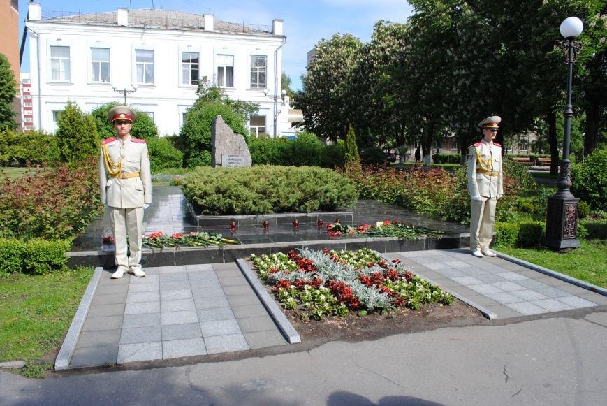 Кременчужане почтили память жертв сталинских репрессий (ФОТО), фото-3