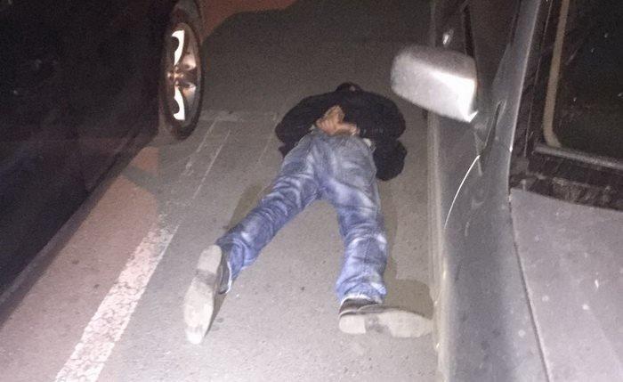 У СБУ розповіли деталі резонансного затримання контрабандистів зброї та наркотиків у Боздоському парку: фото, відео, фото-4