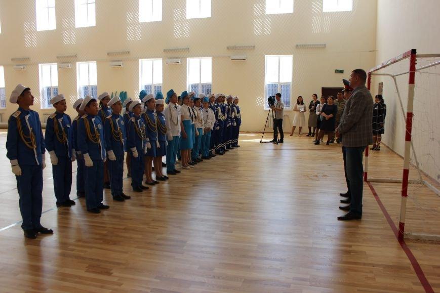 В Актау юные инспекторы движения посетили музей ДВД Мангистауской области, фото-2