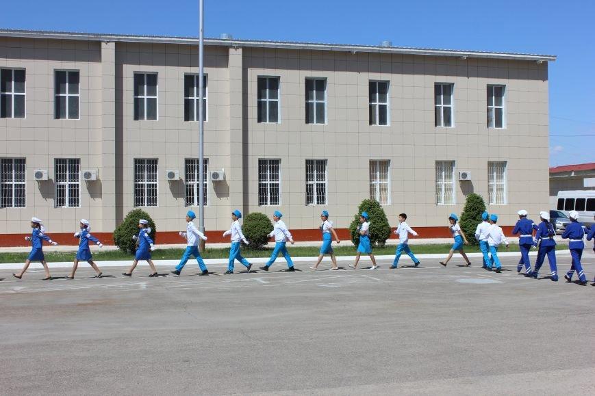 В Актау юные инспекторы движения посетили музей ДВД Мангистауской области, фото-1