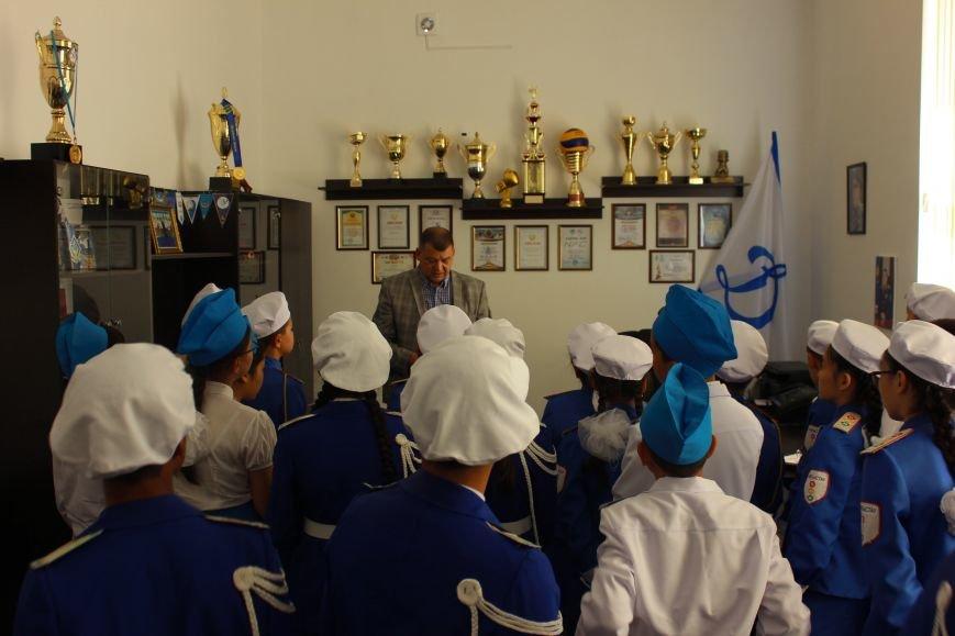 В Актау юные инспекторы движения посетили музей ДВД Мангистауской области, фото-6