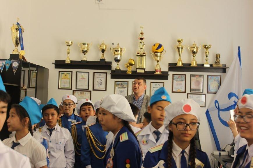 В Актау юные инспекторы движения посетили музей ДВД Мангистауской области, фото-7
