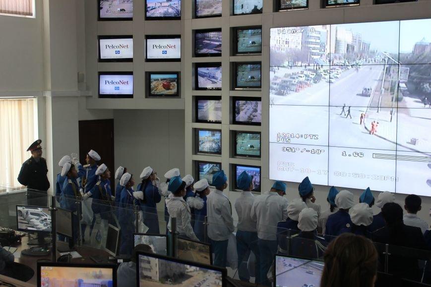 В Актау юные инспекторы движения посетили музей ДВД Мангистауской области, фото-10