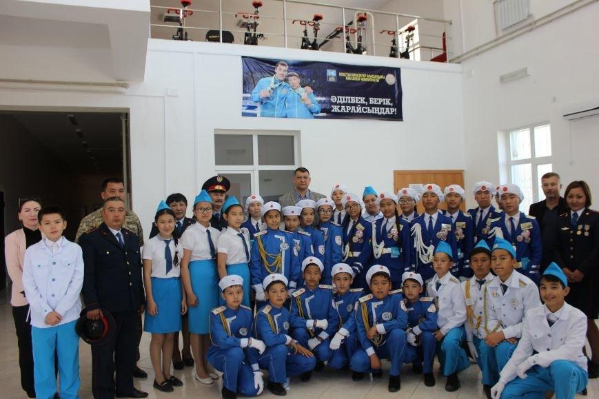 В Актау юные инспекторы движения посетили музей ДВД Мангистауской области, фото-8