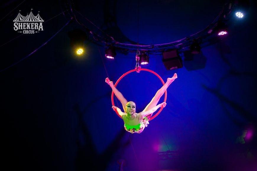 Вперше в Ужгороді!  Зустрічайте цирк SHEKERA з новою програмою ALAZANA!, фото-2