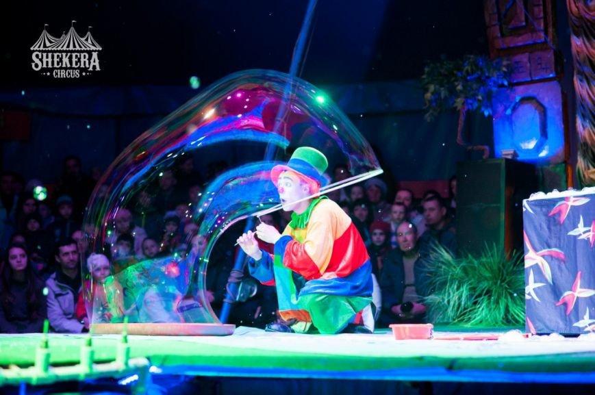 Вперше в Ужгороді!  Зустрічайте цирк SHEKERA з новою програмою ALAZANA!, фото-3