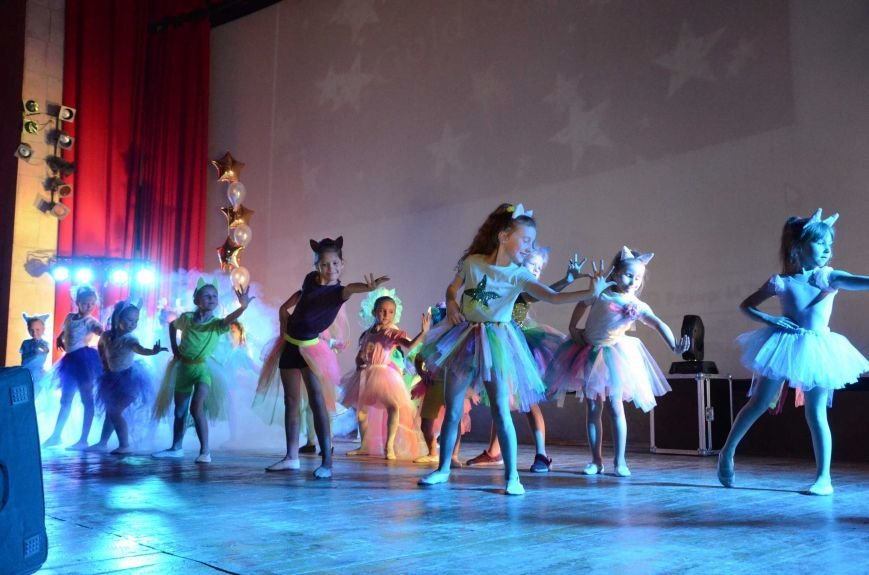 Каменскому танцевальному коллективу Gold Stars исполнилось 15 лет, фото-1
