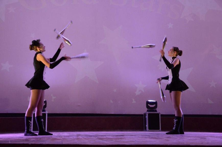 Каменскому танцевальному коллективу Gold Stars исполнилось 15 лет, фото-13