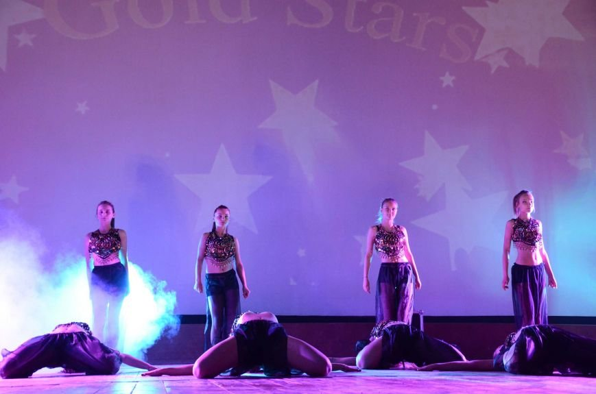 Каменскому танцевальному коллективу Gold Stars исполнилось 15 лет, фото-21
