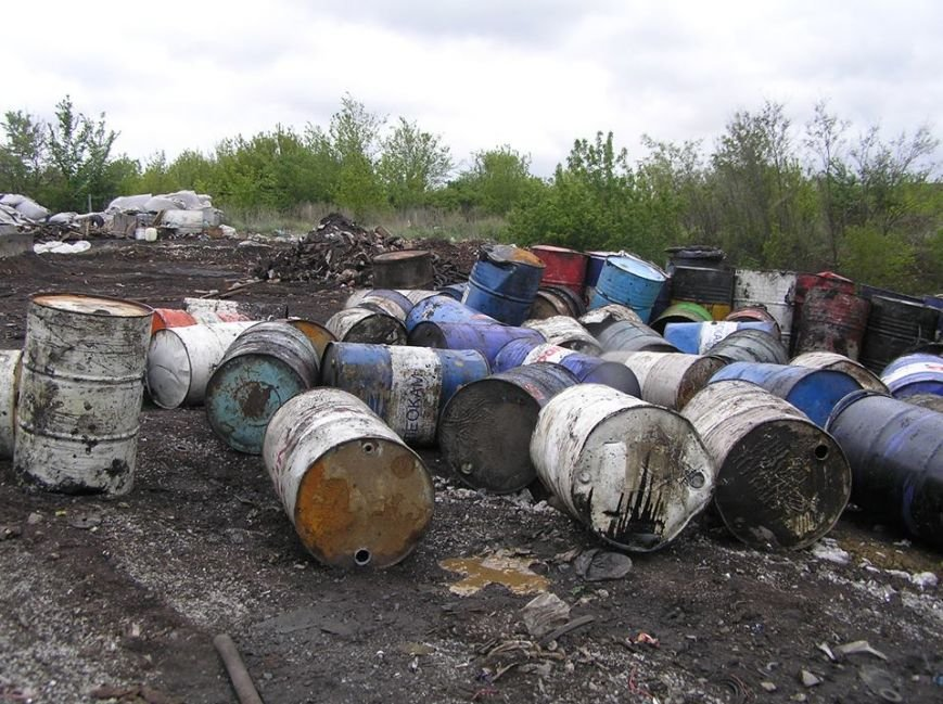 Последствия химического заражения возле одной из школ Харьковщины локализовали (ФОТО), фото-3
