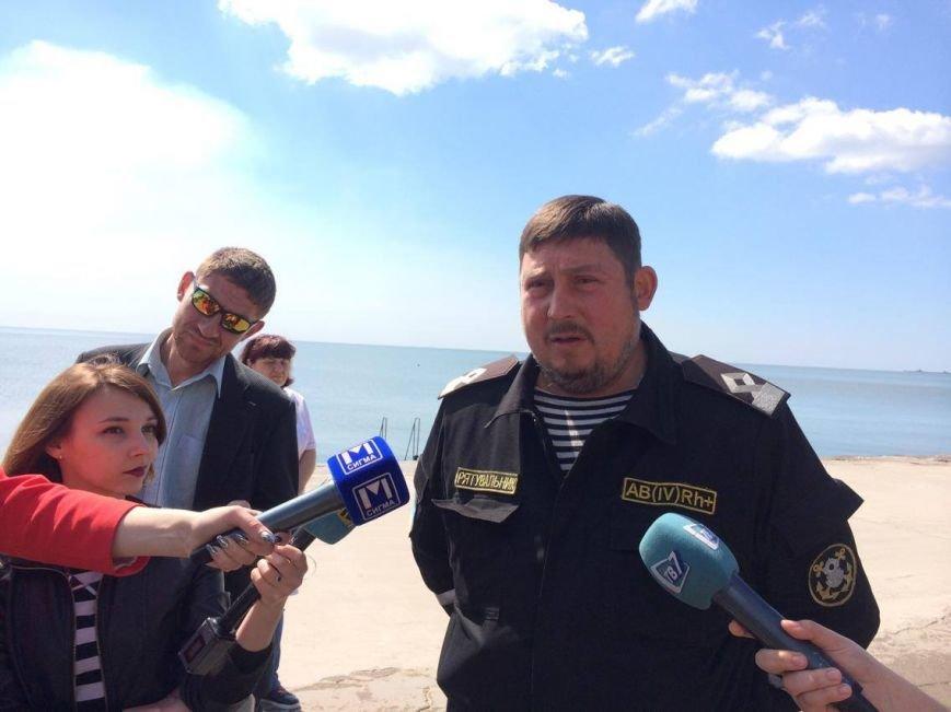 Спасатели назвали ТОП-5 самых популярных нарушений на пляже в Мариуполе (ФОТО, ВИДЕО), фото-2