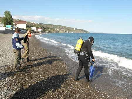 При обследовании крымского пляжа водолазы нашли минометные мины (ФОТО), фото-3
