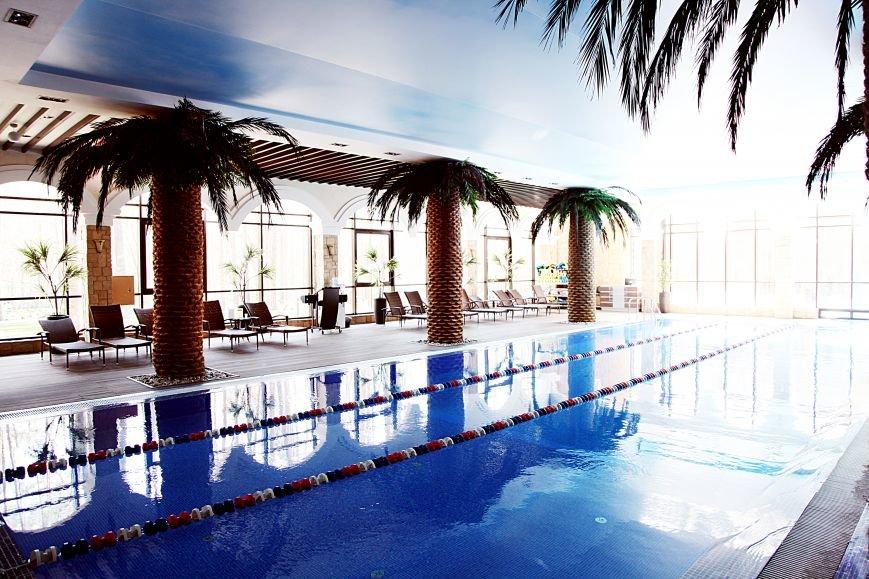 Бассейн Wellness Club Platinum Gym, 18 метров