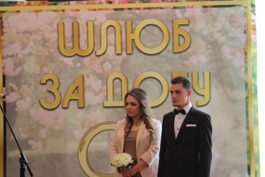 "В Кременчуге стартовал проект ""Брак за сутки"" (фото и видео), фото-6"