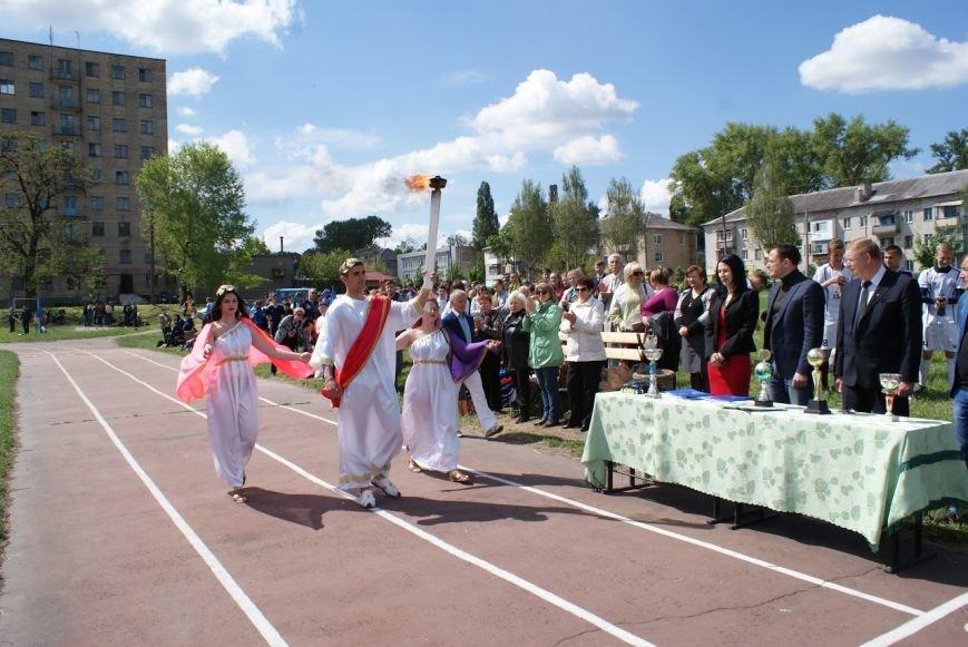 В Южном районе Каменского состоялось открытие футбольного поля, фото-3