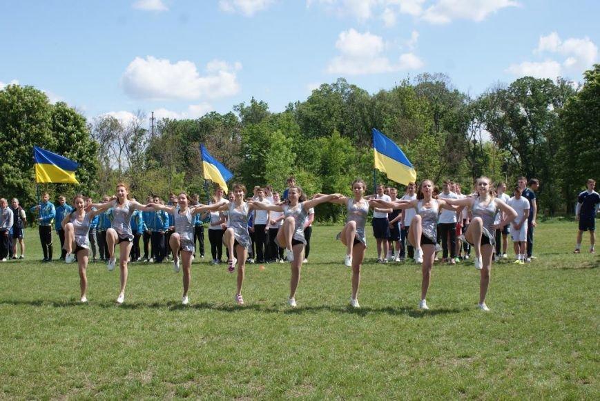В Южном районе Каменского состоялось открытие футбольного поля, фото-10