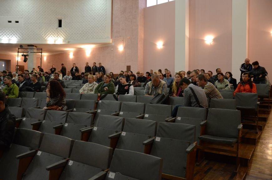 В Каменском начата процедура отзыва депутата Дмитрия Пучкина, фото-5