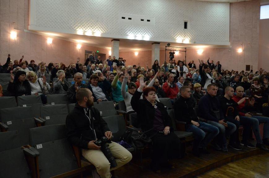 В Каменском начата процедура отзыва депутата Дмитрия Пучкина, фото-8
