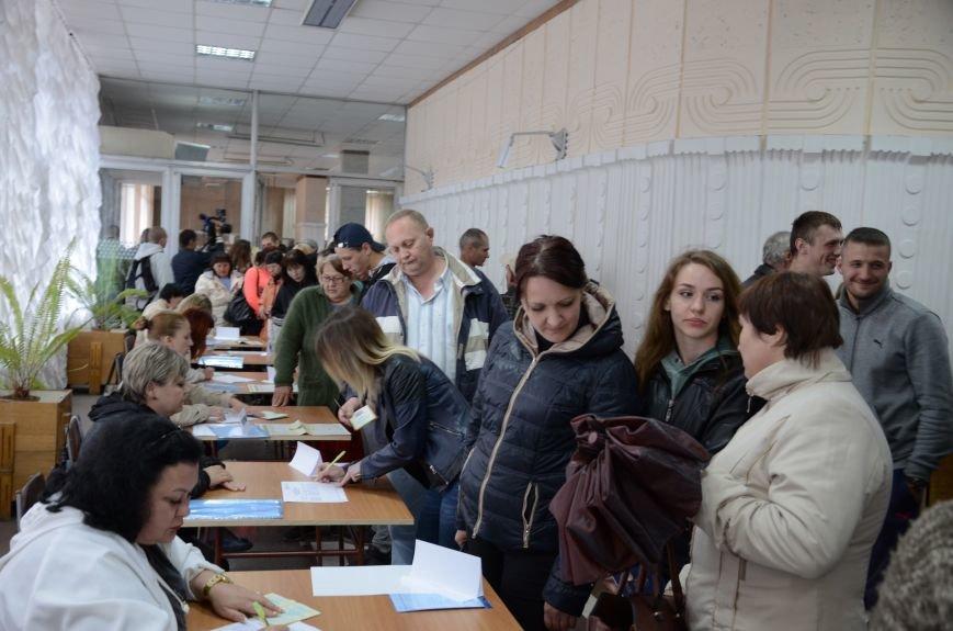 В Каменском начата процедура отзыва депутата Дмитрия Пучкина, фото-3