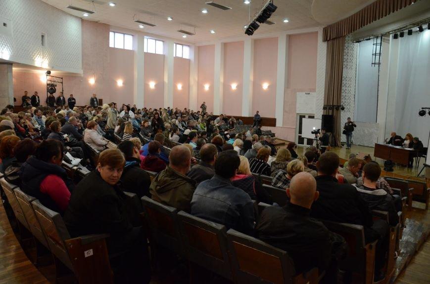 В Каменском начата процедура отзыва депутата Дмитрия Пучкина, фото-10
