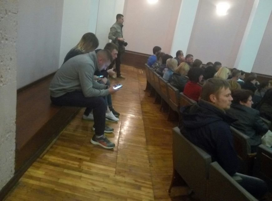В Каменском начата процедура отзыва депутата Дмитрия Пучкина, фото-7