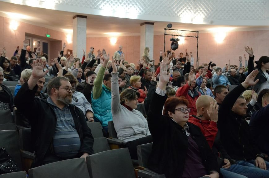 В Каменском начата процедура отзыва депутата Дмитрия Пучкина, фото-11