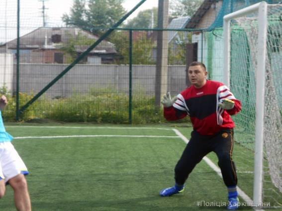 На Харьковщине прошел товарищеский матч по мини-футболу между полицией и спасателями (ФОТО), фото-1