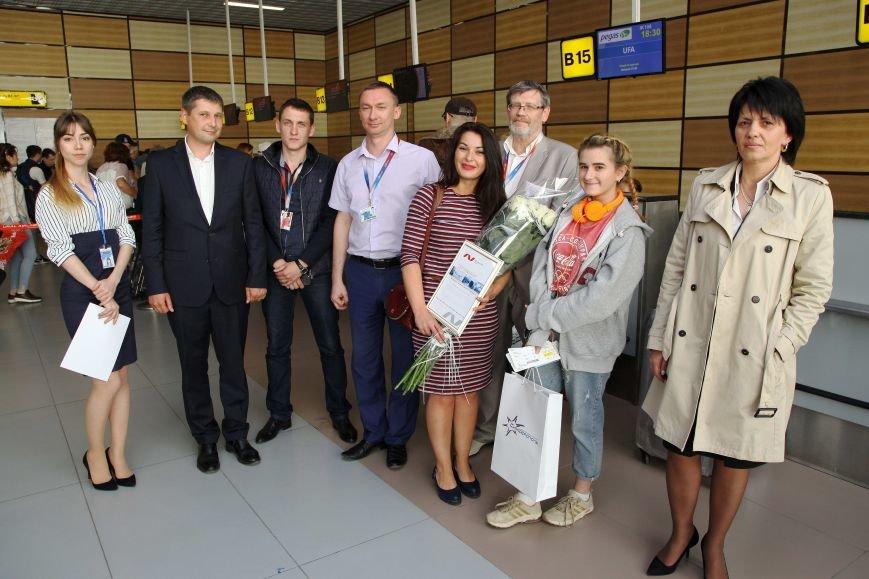 Аэропорт Симферополя встретил миллионного пассажира (ФОТО), фото-4