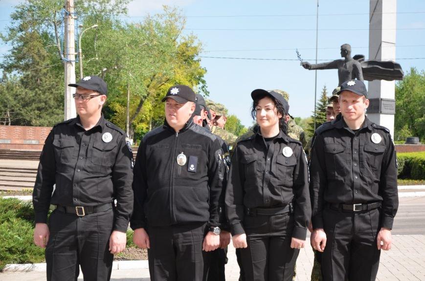 Отряд полиции пополнили 27 новых следователей (ФОТО+ВИДЕО), фото-11