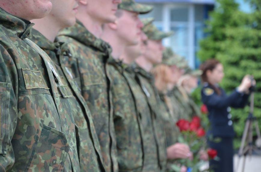 Отряд полиции пополнили 27 новых следователей (ФОТО+ВИДЕО), фото-3