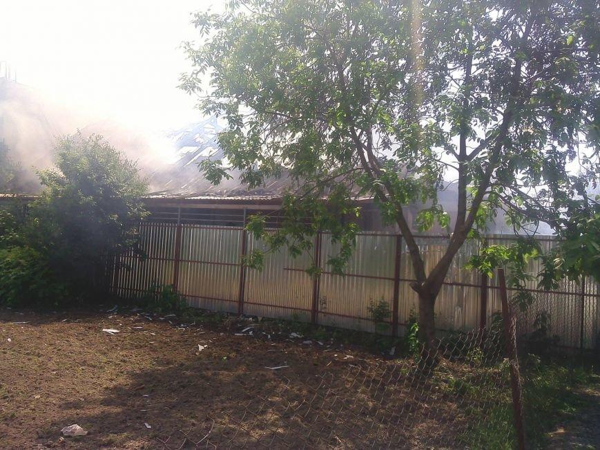 Ужгородські рятувальники розповіли про резонансну пожежу у Розівці: фото, фото-2