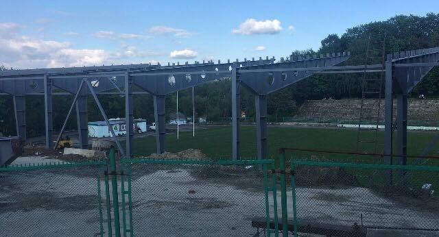 Стало відомо коли закінчать реконструкцію стадіону «Юність» (ВІДЕО та ФОТО), фото-2
