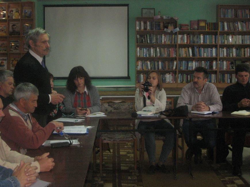 Павлоградці сперечалися через мовне питання, фото-2