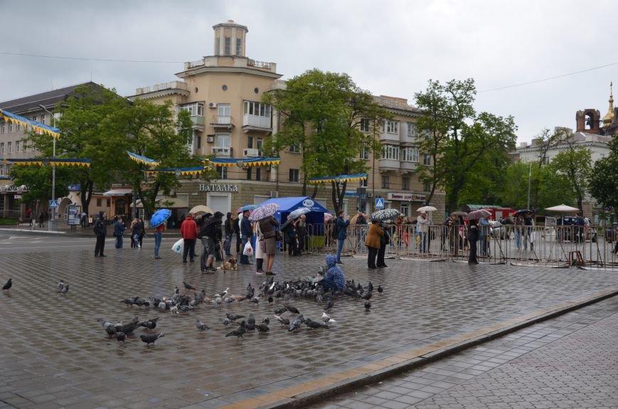 В Мариуполе под дождем отмечали День Европы (ФОТОРЕПОРТАЖ+ВИДЕО), фото-1