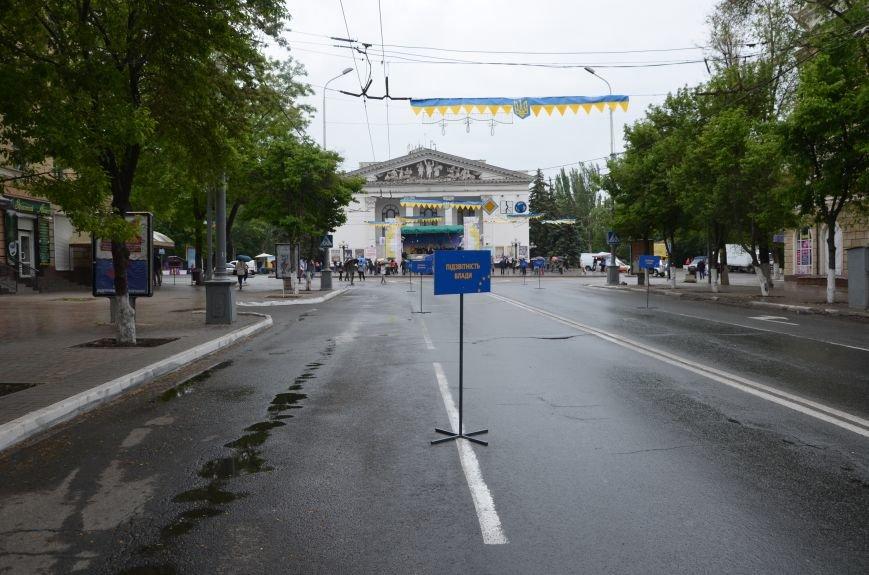 В Мариуполе под дождем отмечали День Европы (ФОТОРЕПОРТАЖ+ВИДЕО), фото-8