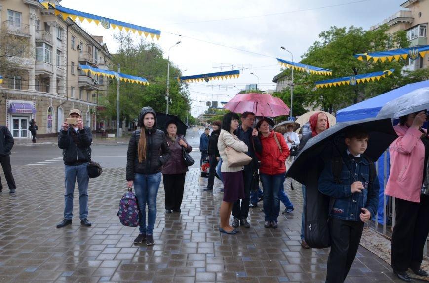 В Мариуполе под дождем отмечали День Европы (ФОТОРЕПОРТАЖ+ВИДЕО), фото-3