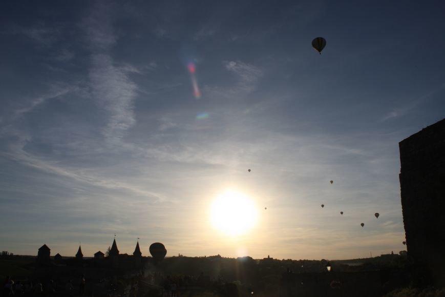 Небо Кам'янця заполонили повітряні кулі (фото), фото-5