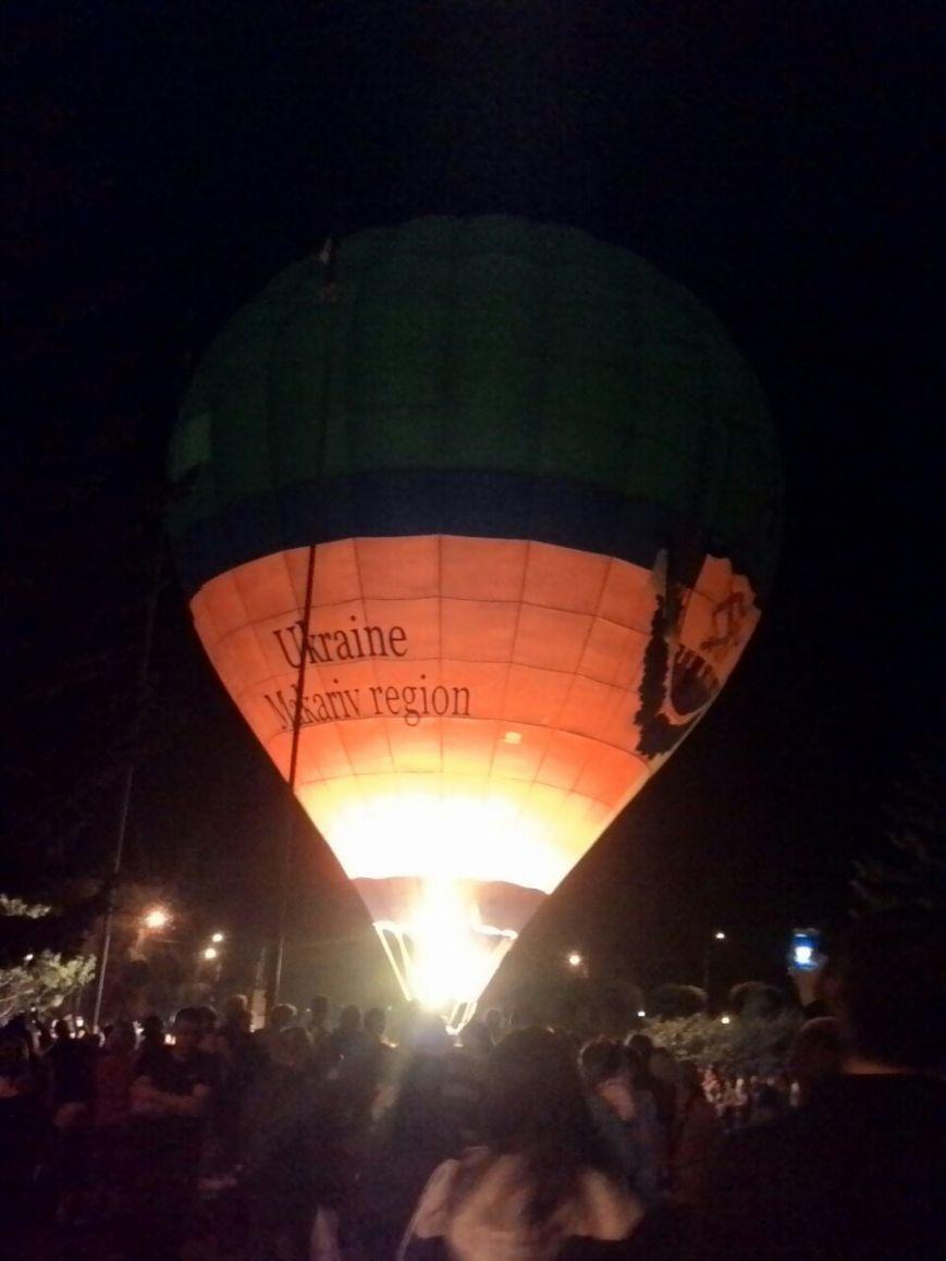 Небо Кам'янця заполонили повітряні кулі (фото), фото-8