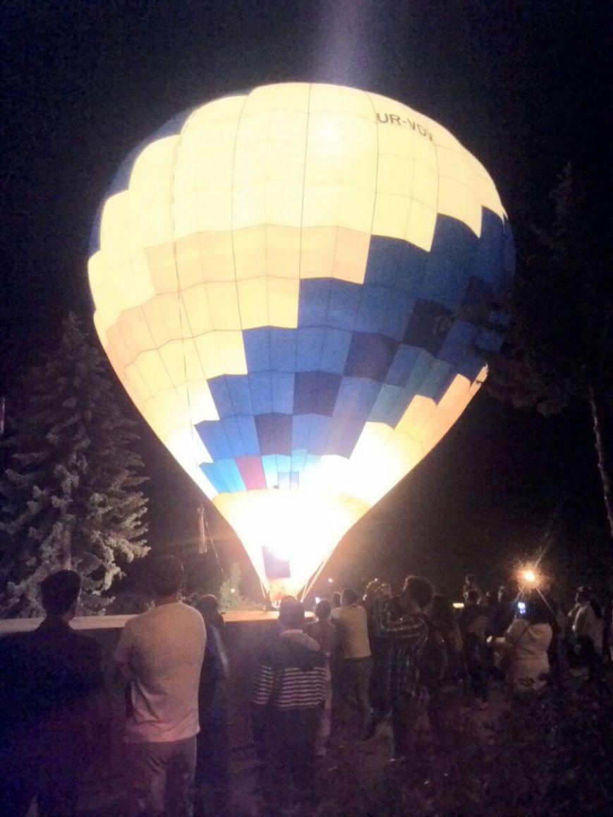 Небо Кам'янця заполонили повітряні кулі (фото), фото-9