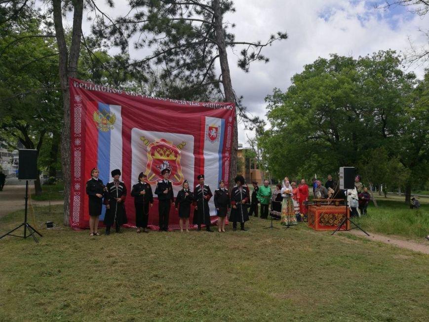 Старинный обряд посвящения мальчиков в казаки совершили в Симферополе (ФОТОФАКТ), фото-7