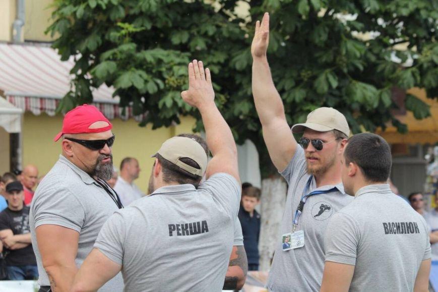 У Мукачеві відбувся кубок Європи зі стронгмену: фото, фото-12