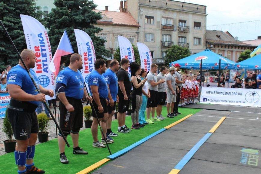 У Мукачеві відбувся кубок Європи зі стронгмену: фото, фото-5