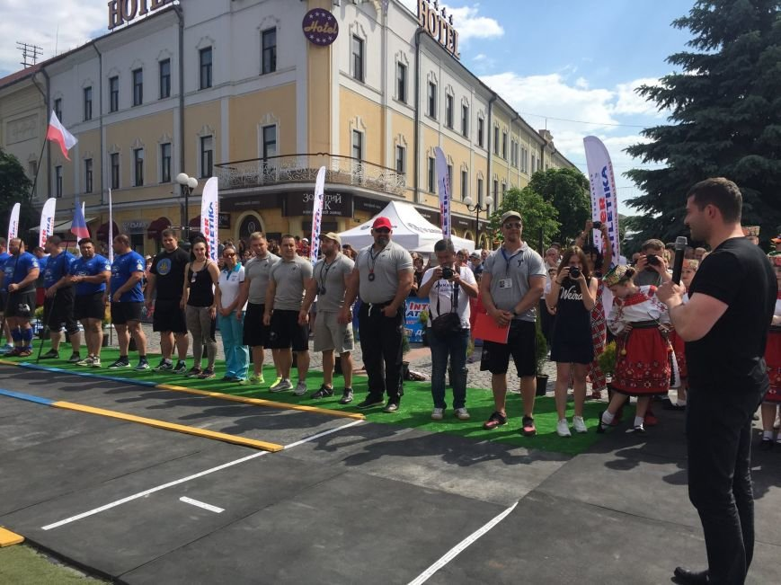 У Мукачеві відбувся кубок Європи зі стронгмену: фото, фото-11
