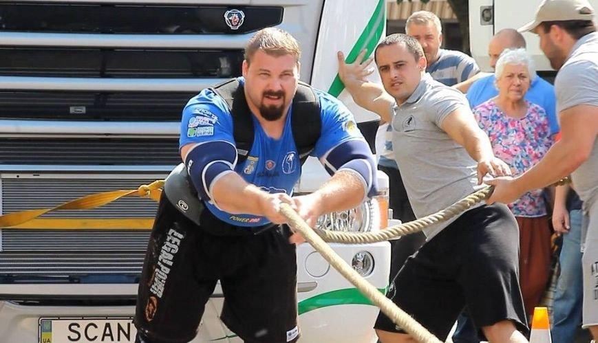 У Мукачеві відбувся кубок Європи зі стронгмену: фото, фото-9