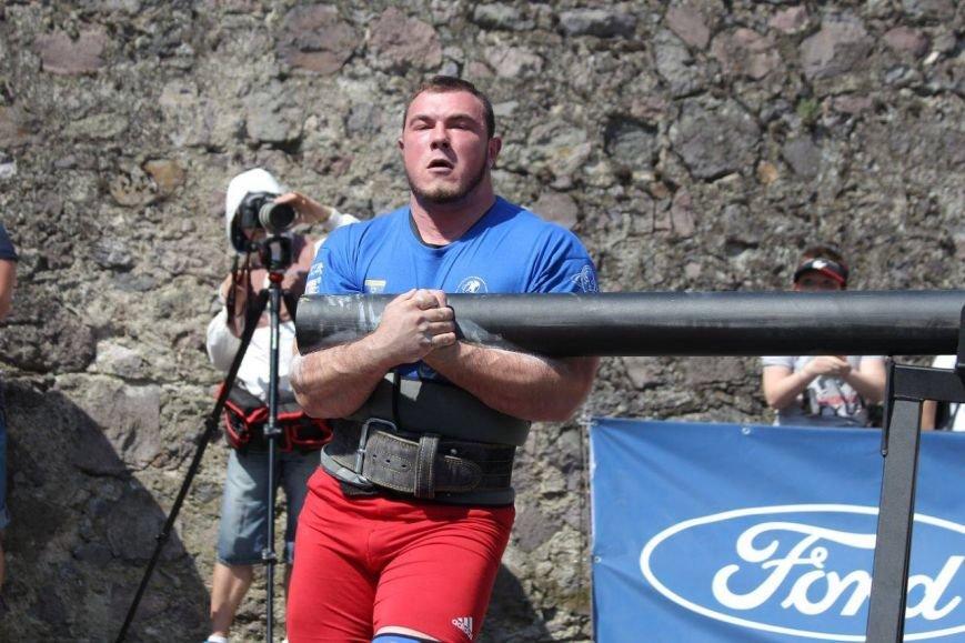 У Мукачеві відбувся кубок Європи зі стронгмену: фото, фото-4